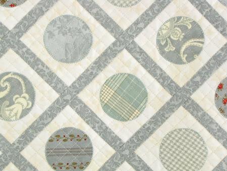 Spot On Roman Holiday Moda Three Sisters Mini Quilt 1 Close Up